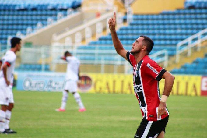 dad4ae3345 Ferroviário faz 4 a 1 no Atlético Cearense