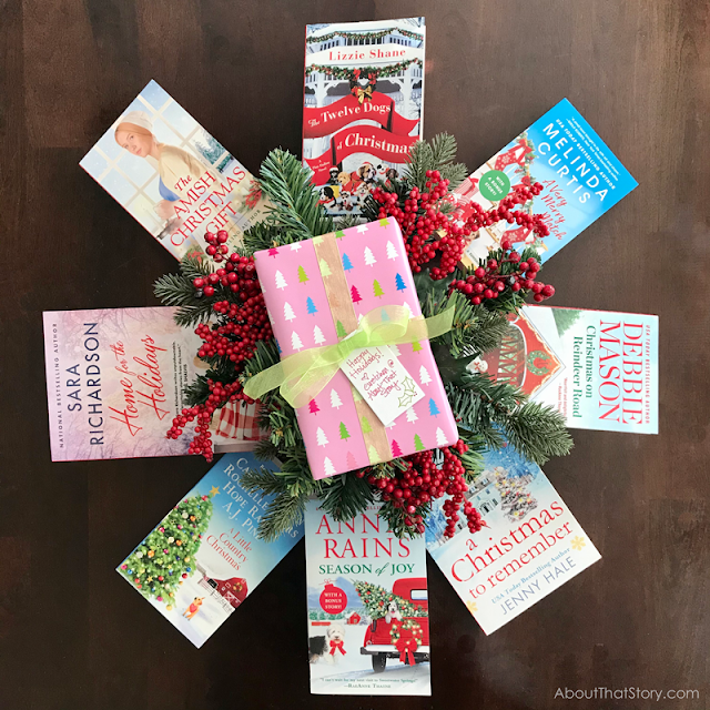 A Very Merry Holiday Romance GIVEAWAY | About That Story