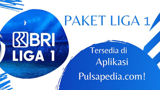 Harga & Cara Beli Paket BRI Liga 1 2021/22
