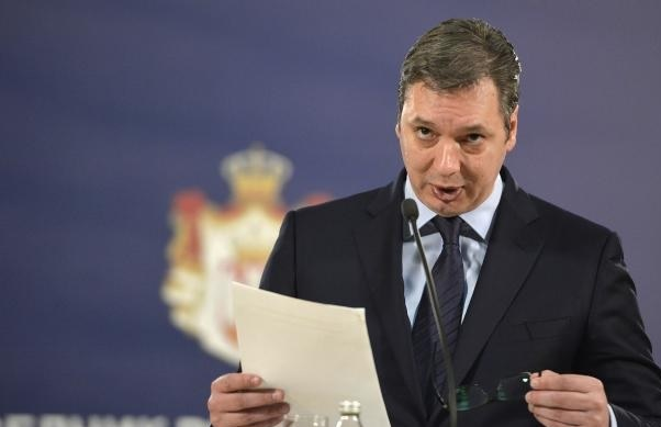 The Guardian: Vucic will accept Kosovo's independence