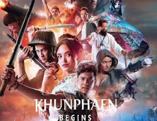 Khun Phaen Begins 2019 Hindi Dubbed Full Movies Free Download 480p
