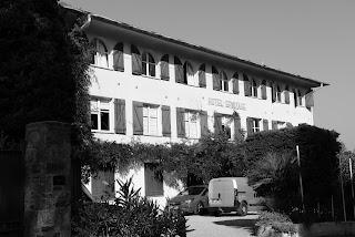 Hotel ermitage Saint-Tropez