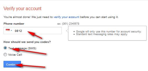 cara membuat email gmail gambar 13