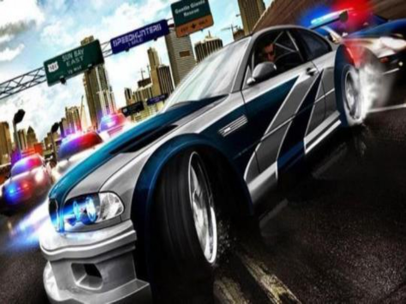 Need for Speed Most Wanted 2005 Highly Compressed Free Download