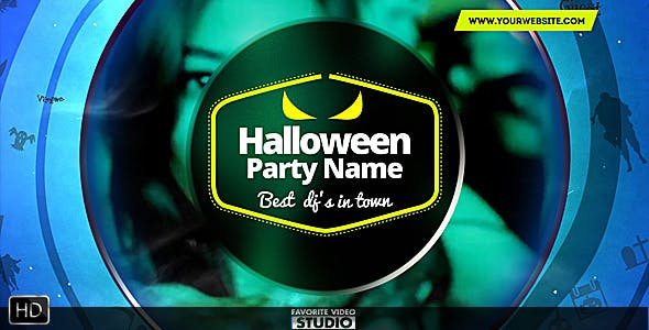 Halloween After Party[Videohive][After Effects][13316974]