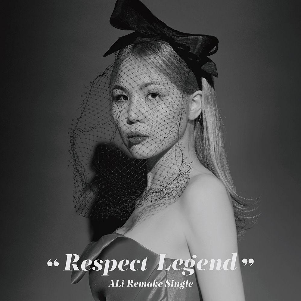 ALi – 리스펙트 레전드 (세 번째) (사랑은 아직도 끝나지 않았네) – Single