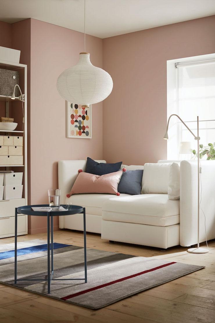 Salones catálogo IKEA 21.