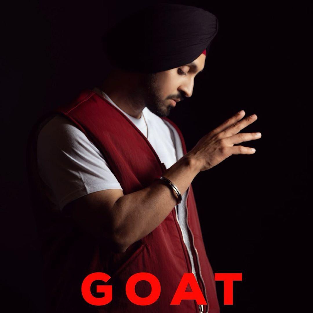 G.O.A.T. Punjabi Song Image By Diljit Dosanjh