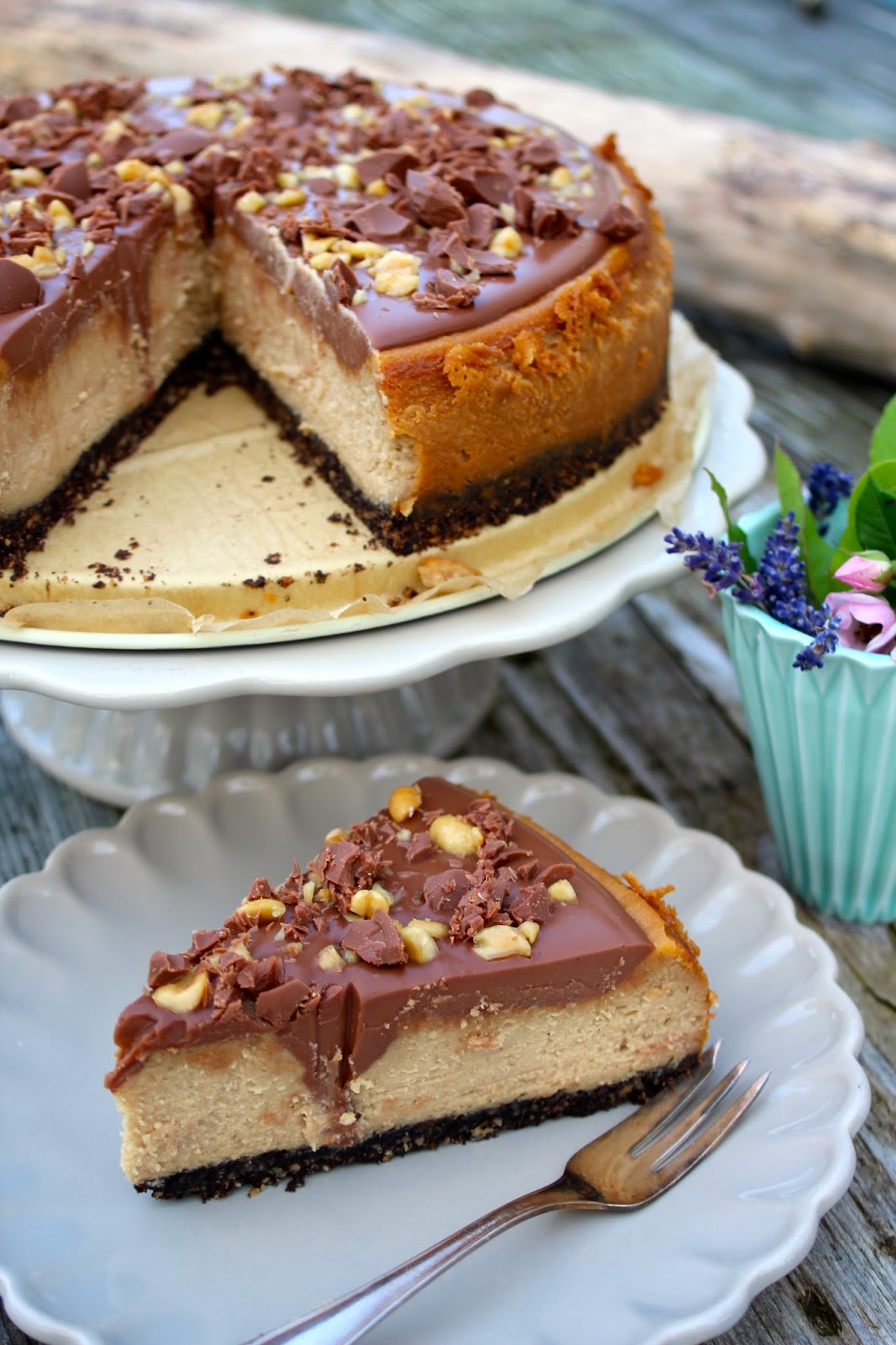 Peanutbutter-Cheesecake