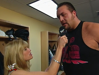 WWE / WWF No Way Out 2000 - Lillian Garcia interviewed The Big Show