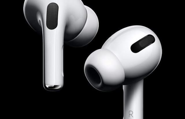 شركة آبل تعلن رسميًا عن سماعات الأذن AirPods Pro
