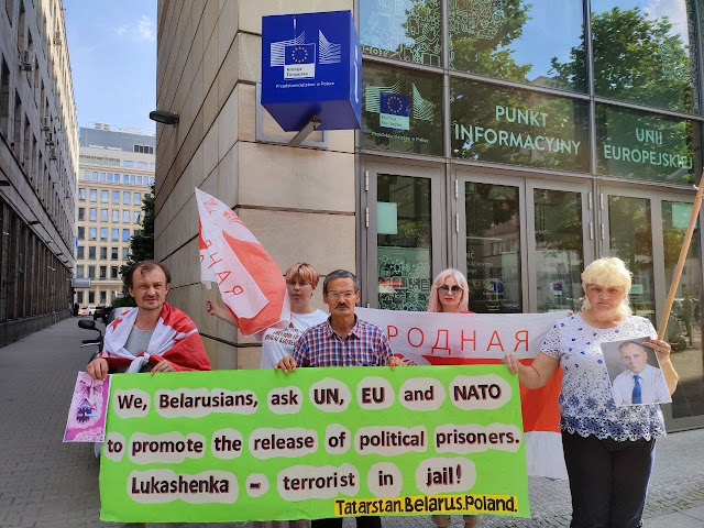 Почему Европа молчит о беларуских концлагерях?
