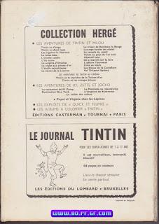 (Double) Recueil Tintin, édition Belge, numéro 102