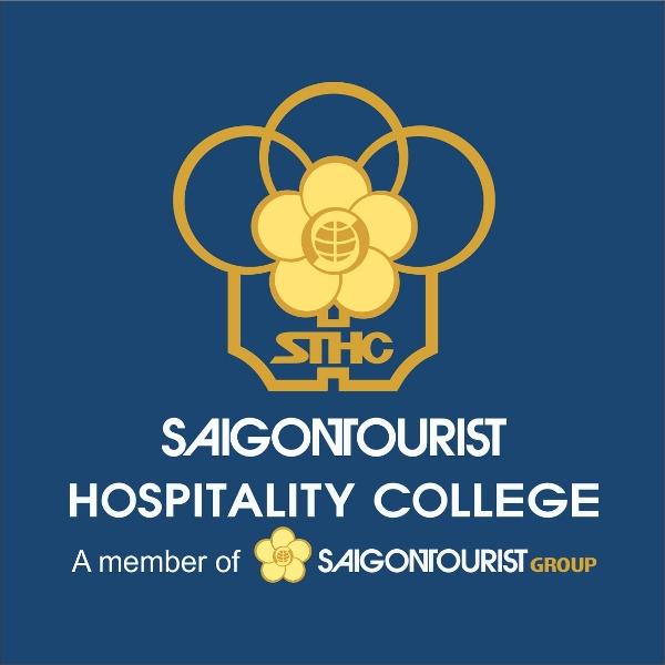 Mẫu logo trường Saigontourist mới nhất