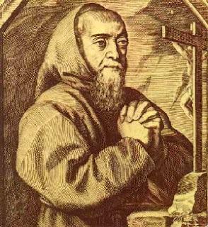 Joseph François Leclerc du Tremblay, dit Le père Joseph