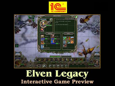 Elven Legacy Puzzle