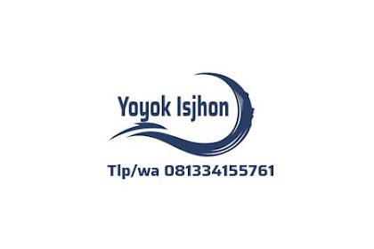 Yoyok Isjhon Visi & Misi Jasa Kami