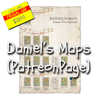 Free GM Resource: Daniel's Maps (Free Maps on Patreon)