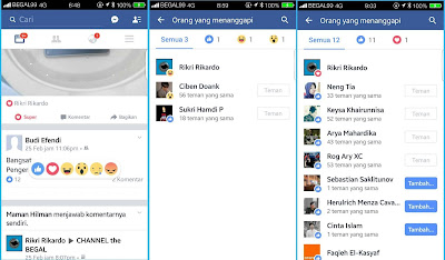 Facebook Official Apk for Android 66.0.0.18.73 + Emoji Reactions (FB MOD)