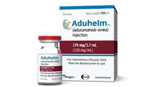 Aduhelm is the first Alzheimer's medication approved by the US FDA after sharp criticism