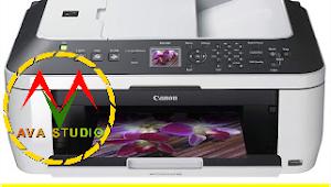 How to Reset Canon Pixma MX330, MX338 error Ink Absorber Full [5B00]