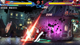 Download Blazblue (Formerly: Wild Wing Apocalypse) v1.5 Apk Android