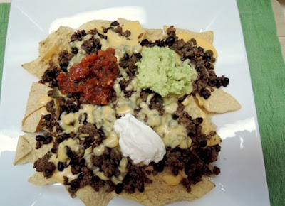 how to cook black beans for nachos