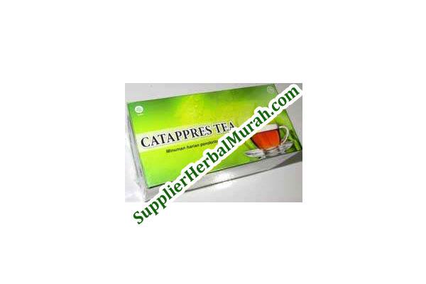 Catappres Tea (Minuman Harian Penderita Hipertensi)