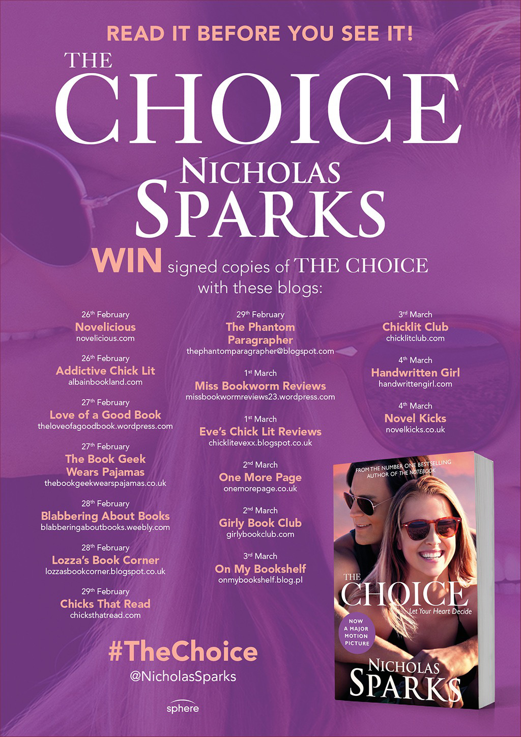 the choice pdf nicholas sparks