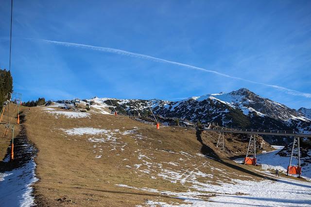 Wandern Tirol - Olympiaregion Seefeld - Skigebiet Rosshütte - Dorint Hotel Seefeld