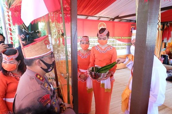 Perekat Kerukunan Hidup antara Umat Beragama, Kapolda Pinta Balai Raja bisa dijadikan Wahana Adat Istiadat dan Budaya
