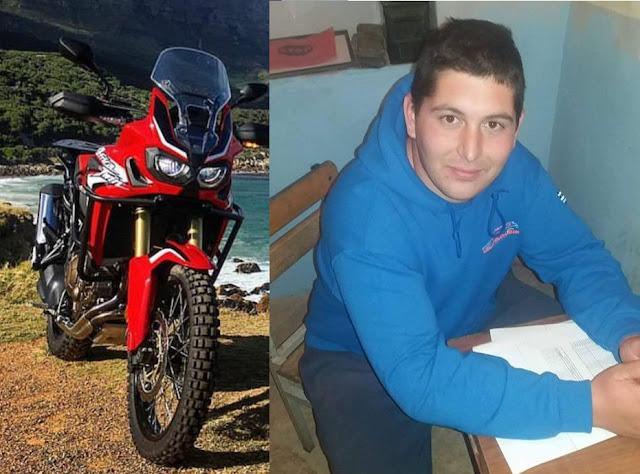 Τραγικό! Είχε σκοτωθεί σε τροχαίο και ο πατέρας του 27χρονου ΕΠΟΠ!