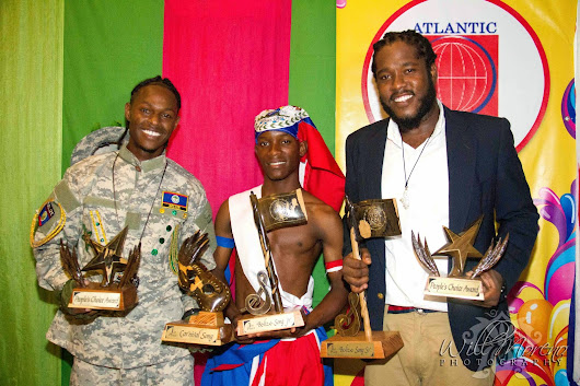 Talented Belizean Artists took to the stage at the 2014 Belize National Song Competition