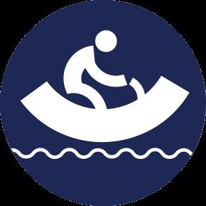 Icon Logo Jet Ski Asian Games 2018