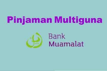 Pinjaman Multiguna Bank Muamalat Solusi Pribadi