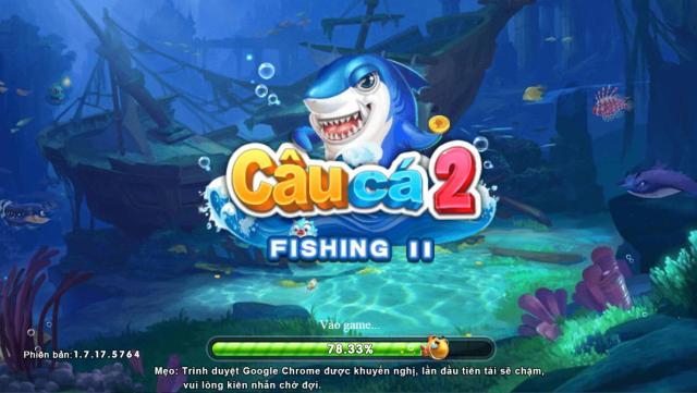 Trò chơi bắn cá ăn tiền 2