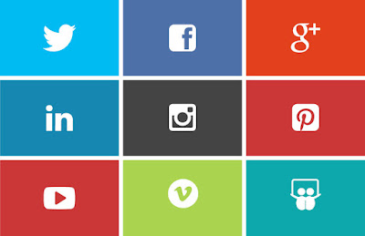 How to add all in one social sharing box widget to Blogger Blog