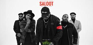 Saloot Lyrics By King