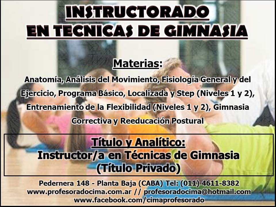 Guía de estudio de Anatomía   Profesorado Cima - Notas de interés