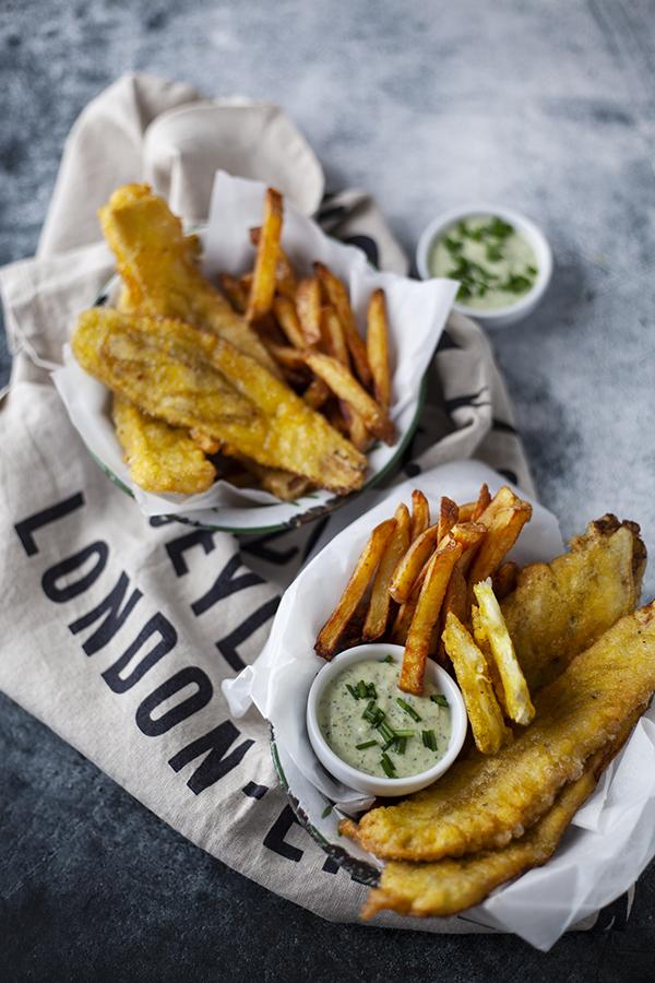 Nofish & chips