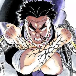 Komik Kimetsu no Yaiba Chapter 199: Spoiler Bocor: Muzan Berubah Menjadi 'Giant Baby'