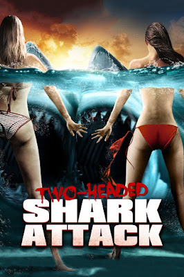 2 Headed Shark Attack 2012 UNRATED Dual Audio Hindi 720p BRRip 900MB