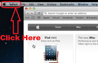 how to delete cookies and temp files in safari