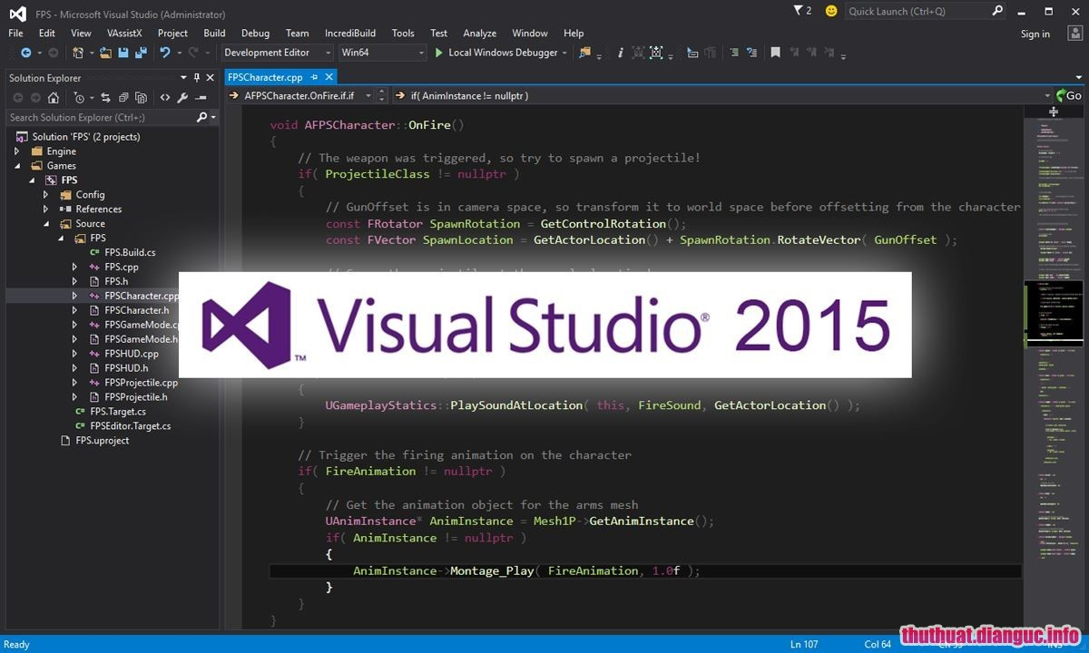 Download Visual Studio 2015 Full Cr@ck
