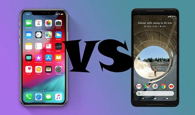Les téléphones iPhone sont-ils meilleurs ou les téléphones Android?