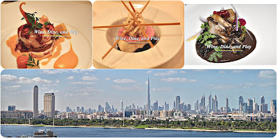 Food and travel in Dubai and Dublin