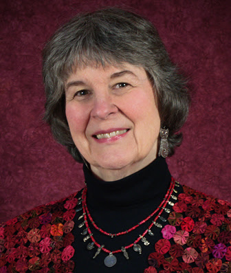 Robin Atkins, bead artist, teacher, author