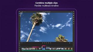 Adobe Premiere Rush Aplikasi Pengeditan Video Terbaik Untuk iPad