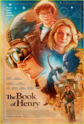 The Book of Henry 2017 Eng 720p WEB-DL 750Mb ESub x264