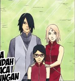 [Manga] E-Book Komik Naruto Chapter 710 (Spin Off) [Bahasa Indonesia] [jar pdf rar]